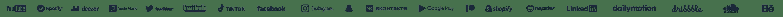 Organization logo banner